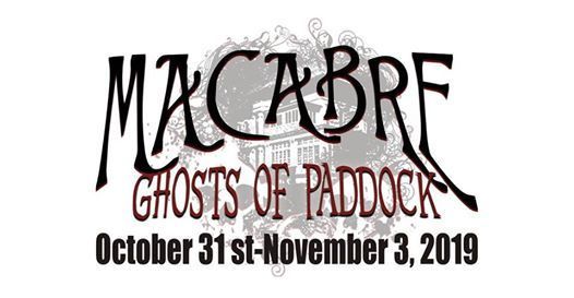 Immersive Experience Macabre Ghosts Of Paddock Grand Rapids Mi Immersion Nation